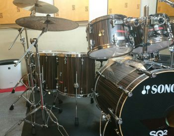 Cスタジオのドラム紹介